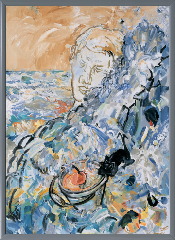 Wasserküsser 2005 © Attersee